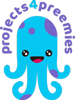 Projects 4 Preemies Logo